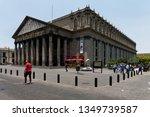 guadalajara  jalisco mexico  ...   Shutterstock . vector #1349739587