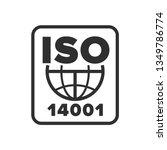 international organization for... | Shutterstock .eps vector #1349786774