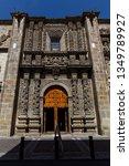 guadalajara  jalisco mexico  ...   Shutterstock . vector #1349789927
