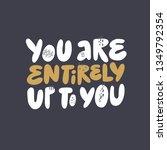 inspirational wisdom saying...   Shutterstock .eps vector #1349792354