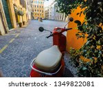 rome  italy   july 8  2018  ... | Shutterstock . vector #1349822081