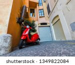 rome  italy   july 8  2018  ... | Shutterstock . vector #1349822084