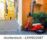 rome  italy   july 8  2018  ... | Shutterstock . vector #1349822087