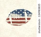 grunge american flag themed...