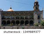 guadalajara  jalisco mexico  ...   Shutterstock . vector #1349889377