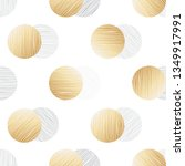 soft background with gold... | Shutterstock .eps vector #1349917991