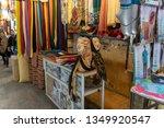 iran  inside the bazaar of...   Shutterstock . vector #1349920547