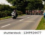 ottery st. mary  england ... | Shutterstock . vector #1349924477
