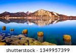 walchensee lake in bavaria - germany - photo - stock photo