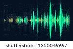 hi tech digital technology... | Shutterstock .eps vector #1350046967