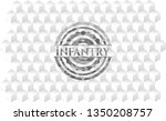 infantry grey badge with...   Shutterstock .eps vector #1350208757