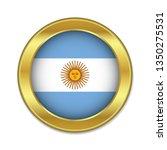 simple round argentina golden...