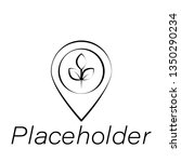 placeholder hand draw icon....