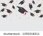 education concept background.... | Shutterstock .eps vector #1350318311