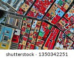 cadiz with drone   amazing air...   Shutterstock . vector #1350342251