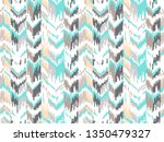 ethnic seamless pattern. tribal ... | Shutterstock .eps vector #1350479327