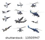 Collection With Army Planes On...