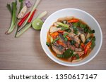 Canned Fish In Thai Spicy And...