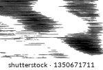 black and white grunge pattern... | Shutterstock . vector #1350671711