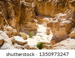 top view of the canyon in the... | Shutterstock . vector #1350973247