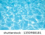 rippled water abstract... | Shutterstock . vector #1350988181