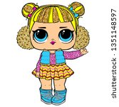 Cute Lol Baby Dolls Character