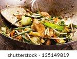 Stir Fried Chicken With...
