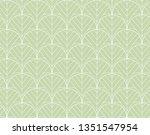vector abstract arabesque...   Shutterstock .eps vector #1351547954