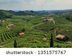 conegliano valdobbiadene region ...   Shutterstock . vector #1351575767