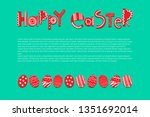 Easter Article Vector Color...