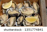 Famous Bluff oysters from New Zealand
