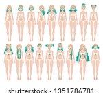 vector illustration of... | Shutterstock .eps vector #1351786781