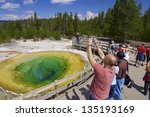 Yellowstone  Usa   August 19 ...