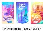 explore the world typography... | Shutterstock .eps vector #1351936667