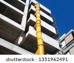 Construction Site-Rubble Chute