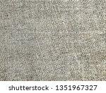 textured fabric background  of... | Shutterstock . vector #1351967327