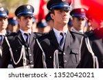 izmir  turkey   october 29 ... | Shutterstock . vector #1352042021