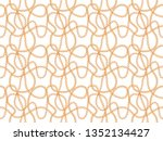 seamless pattern background... | Shutterstock . vector #1352134427