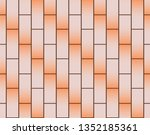 abstract geometric brick square ...