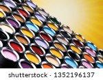 creativity concept group of tin ... | Shutterstock . vector #1352196137