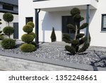 Residential Home With Neat And...
