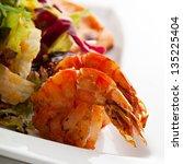 Seafoods   Shrimps  Sea...