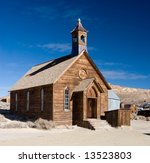 Bodie  California Is A Ghost...
