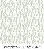 vector illustration of seamless ... | Shutterstock .eps vector #1352422334