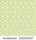 vector illustration of seamless ... | Shutterstock .eps vector #1352422337
