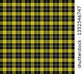 tartan plaid. scottish pattern... | Shutterstock .eps vector #1352546747