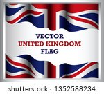 background of united kingdom... | Shutterstock .eps vector #1352588234