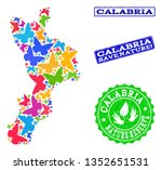 ecological composition of...   Shutterstock .eps vector #1352651531