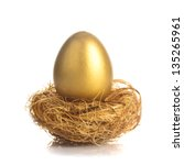One Golden Eggs In The Nest...