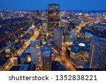 boston   united states   march...   Shutterstock . vector #1352838221